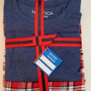 Nautica 2 piece Pajama Set